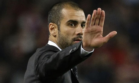 Pep Guardiola Barcellona