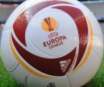 Logo europa league pallone